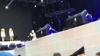 John Newman - Lights Down - Moscow, Russia - 05.09.2015