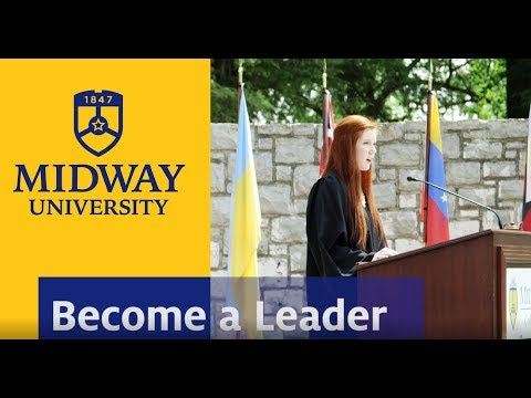 Become a Leader at Midway University