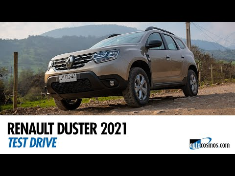 Test Drive Renault Duster 2021