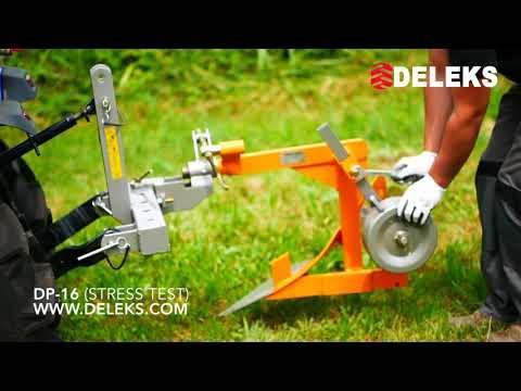 DELEKS® DP-16: Prova in campo