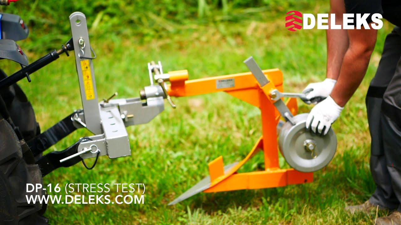 DELEKS® DP-16: Полевые испытания