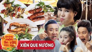 Xiên Que Nướng - Việt Hương ft Trấn Thành, Duy Khánh, Lê Lộc   Những Món Ăn Vặt Việt Nam