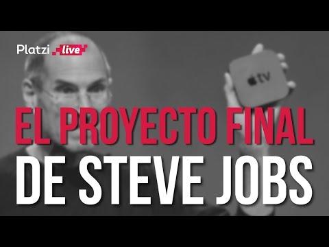 La TV que se llevó a la tumba Steve Jobs