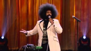 Reggie Watts at his best 21062011