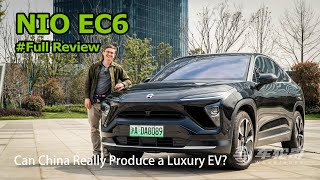 The NIO EC6 Is The Most Luxurious EV We've Ever Driven
