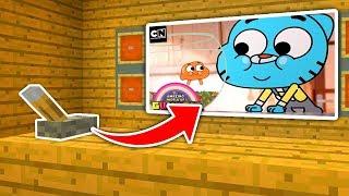 Minecraft :  How To Create A WORKING Tv (No Mods) (Ps3/Xbox360/PS4/XboxOne/WiiU)