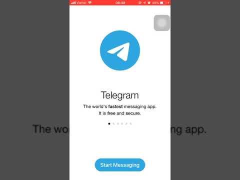 Hướng dẫn tải Telegram trên điện thoại