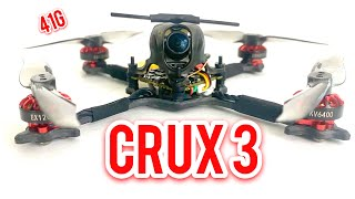 Crux 3 - 41 gram micro drone by Happy Model + Banggood 11-11 Sale