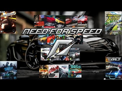 Need For Speed - Эволюция 1994 - 2000 Первый эшелон