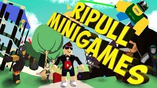 ROBLOX #27 (Ripull Minigames). Игра как МУЛЬТ для ДЕТЕЙ #РАЗВЛЕКАЙКА