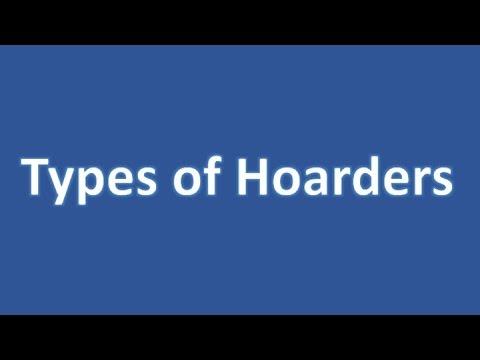 Types of Hoarders | Hoarders911