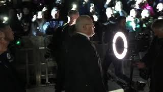 Carl Frampton Ring Entrance Against Luke Jackson At Windsor Park Belfast