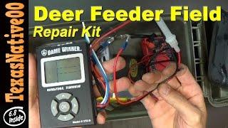 Deer Feeder Repair Kit
