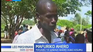 Wakaazi wa Ahero waelezea masaibu yao kutokana na mafuriko inayoshuhudiwa kote nchini