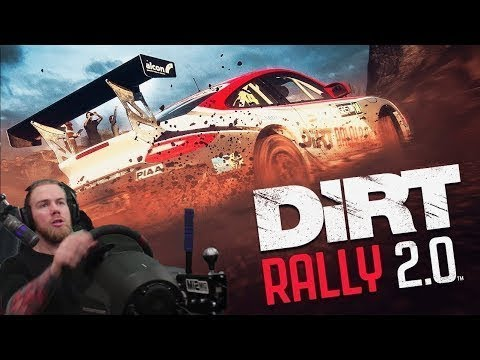 Dirt Rally 2.0 - ОБНОВЛЕНИЕ v1.2 MINECRAFT НА МАКСИМАЛКАХ