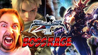 BOSS RAGE: Night Terror - Soul Calibur III (PS2)
