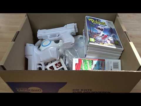 Nintendo WII Konsolen & Spiele Sammlung - Gaming Serie Folge #16