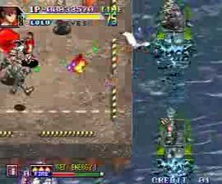 Shock Troopers : 2nd Squad Neo Geo