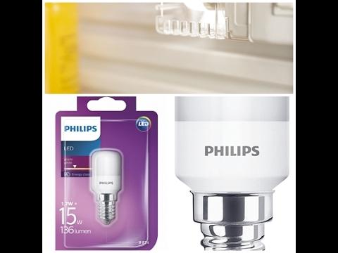 Kühlschrank Licht 15w : ▻ philips led kühlschranklampe vergleichen und kaufen led
