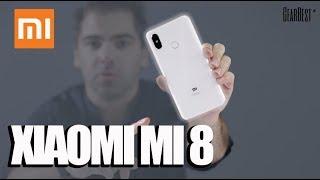 Xiaomi Mi 8 Unboxing & Reveal - GearBest