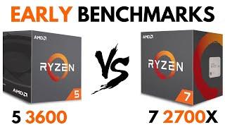 2700 vs 2700x - TH-Clip