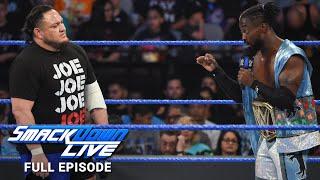 WWE SmackDown LIVE Full Episode, 2 July 2019
