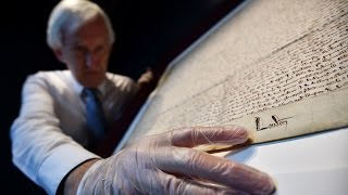 preview picture of video 'The City of London and the Magna Carta - Anthony Arlidge QC'