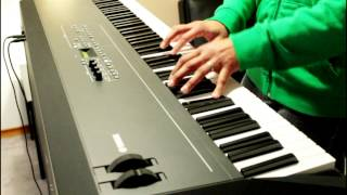 """God's Great Dance Floor"" - Chris Tomlin (Piano Cover)"