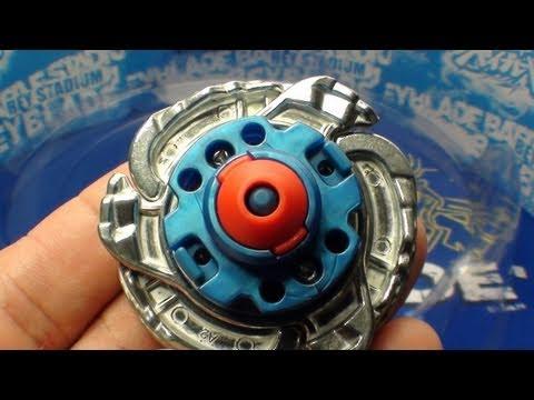 Beyblade BB-105 Big Bang Pegasis FD How to mode change.