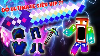 Vũ Khí Ultimate Siêu Vip ?? Minecraft Crazy Craft #3