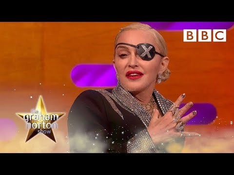 Madonna is the worst kind of soccer mom now | The Graham Norton Show - BBC
