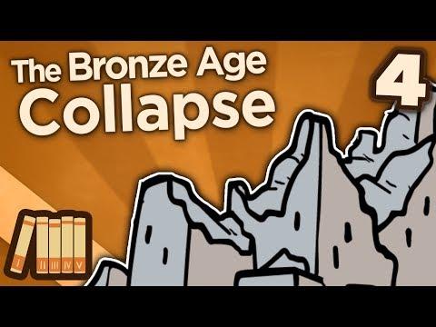 Kolaps doby bronzové: Pád systémů