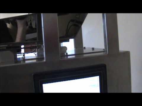 CE-1WF Linear Weigh Filler - Cheese CE-1WF Linear Weigh Filler