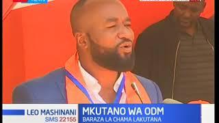 Mkutano wa ODM: Baraza la chama lakutana kujadili masuala ya chama.