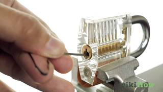 How to Pick a Lock with a Bobby Pin