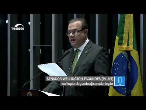 TV-PL: WELLINGTON FAGUNDES ENALTECE TRABALHO VOLUNTÁRIO PARA REVITALIZAR ESCOLA EM MT