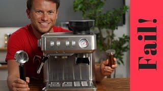 Test | Gastroback Design Espresso Advanced Barista | Leider nur dünner Espresso