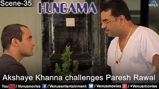 Akshay Khanna Challenges Paresh Rawal Hungama