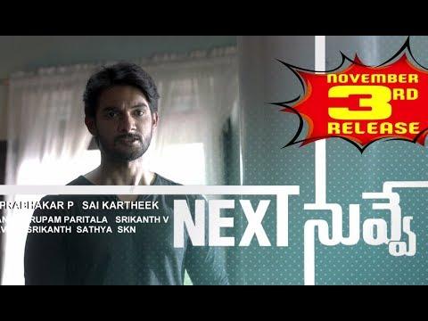 Next Nuvve Movie Dialogues Promo 1