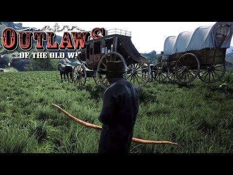 Wagon Fleet   Outlaws of the Old West Gameplay   S1 EP9