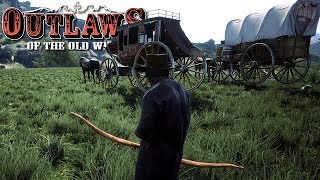 Wagon Fleet | Outlaws of the Old West Gameplay | S1 EP9