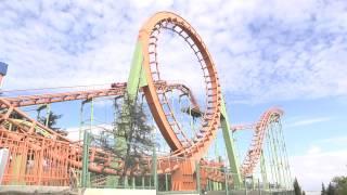preview picture of video 'Թիֆլիսի ատրակցիոնում.  in Tbilisi attraction'