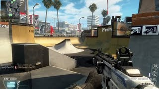 Black Ops 2 - DISTURBING THE PEACE W/ THE PEACEKEEPER! (Call of Duty BO2 NEW Weapon and Maps DLC)
