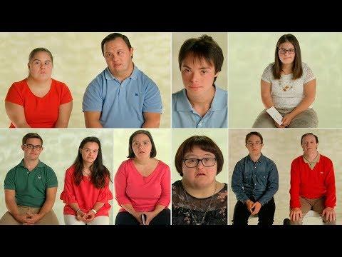 Personas Con Síndrome De Down Responden a Preguntas