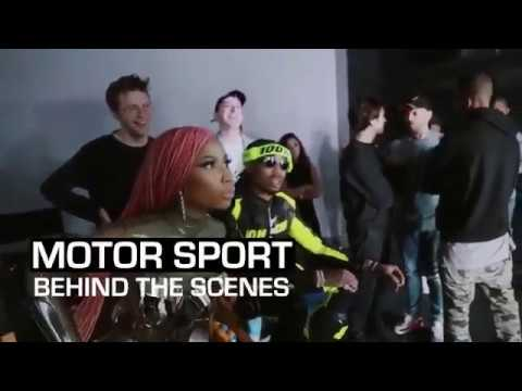 MOTOR SPORT - BEHIND THE SCENES BY MIGOS FEAT. NICKI MINAJ & CARDI B