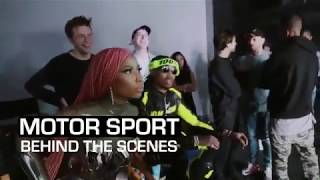 MOTOR SPORT   BEHIND THE SCENES BY MIGOS FEAT. NICKI MINAJ & CARDI B