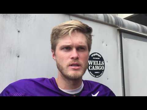 Schuessler a standout in scrimmage