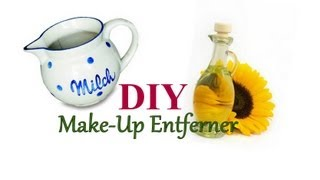 DIY: Make-Up Entferner für wasserfestes Make-Up