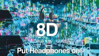 8D Audio - 24/7 Livestream