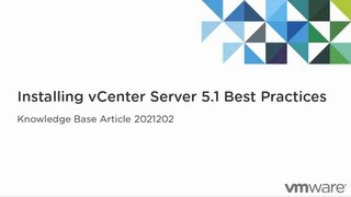 How to configure VMware vCenter Orchestrator - Free video
